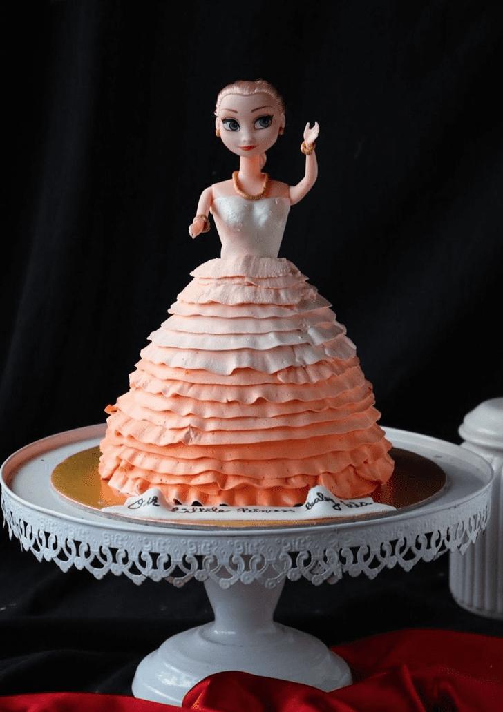 Pretty Barbie Cake