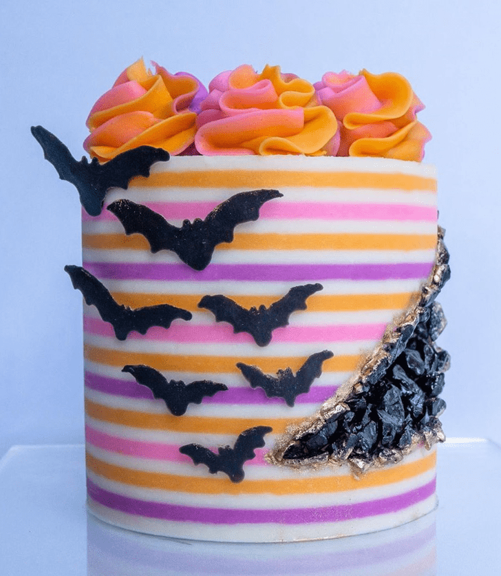 Comely Bat Cake