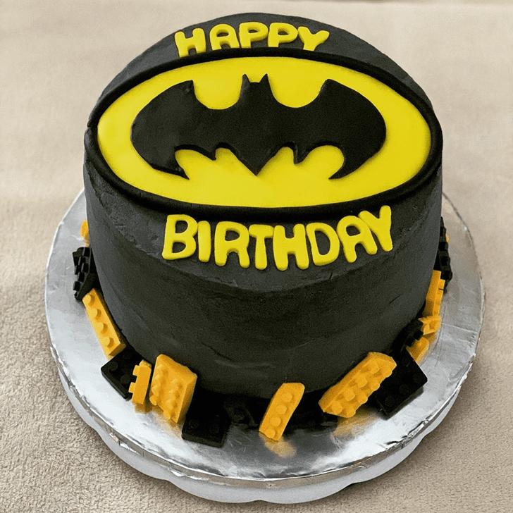 Fair Bat Cake