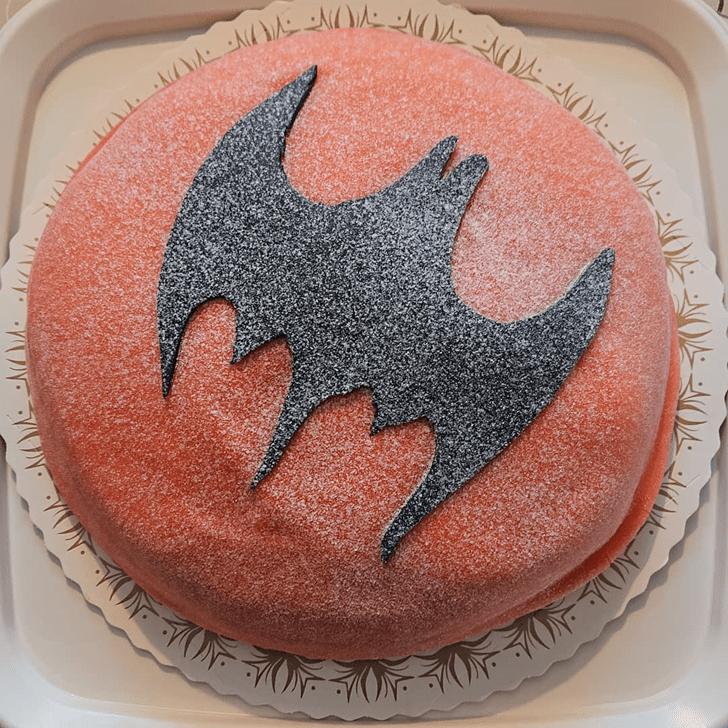 Fine Bat Cake