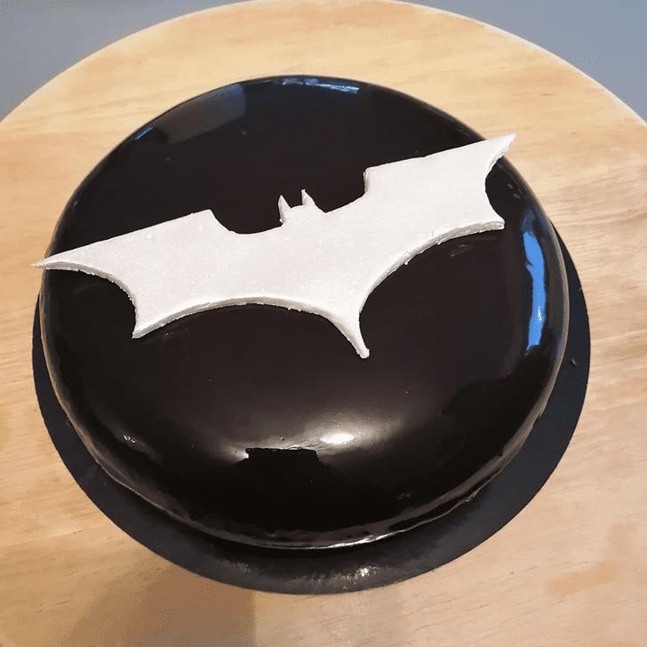 Good Looking Bat Cake