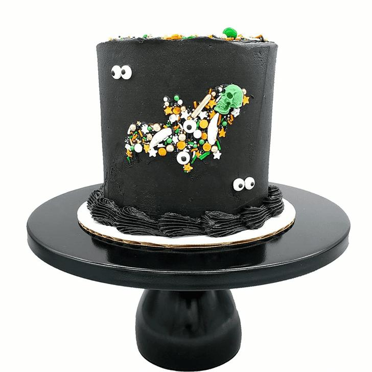 Grand Bat Cake