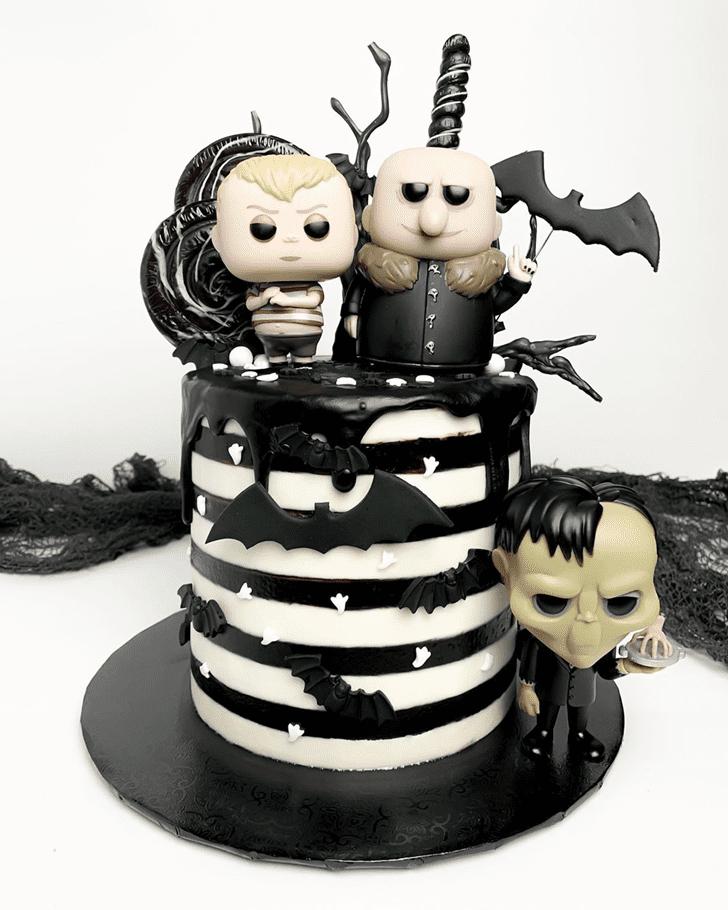 Mesmeric Bat Cake