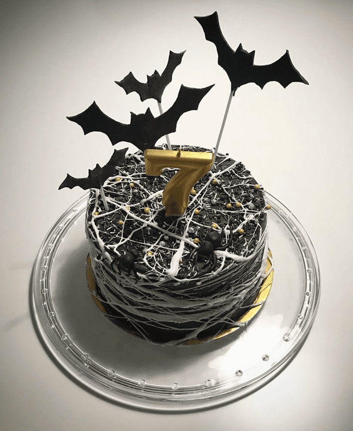 Refined Bat Cake