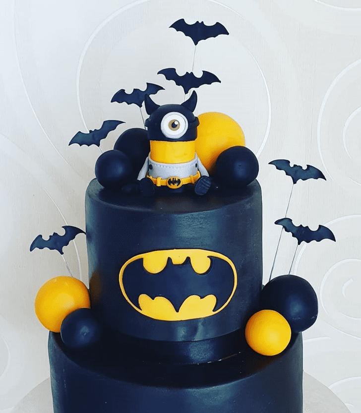 Splendid Bat Cake