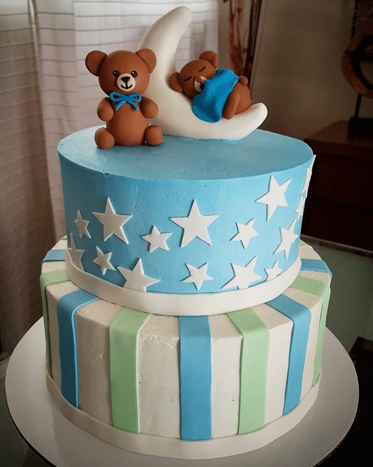 Beauteous Bear Cake