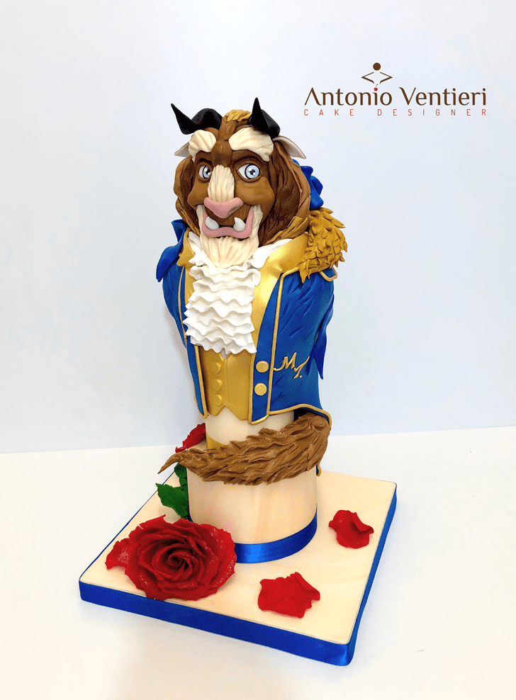 Admirable Beast Cake Design