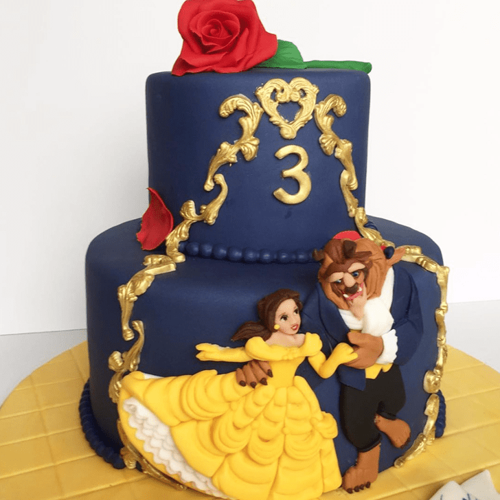 Comely Beast Cake