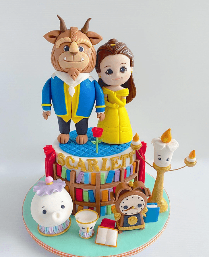 Divine Beast Cake