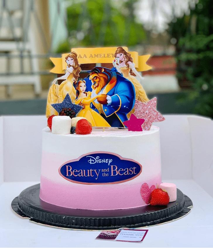 Elegant Beast Cake