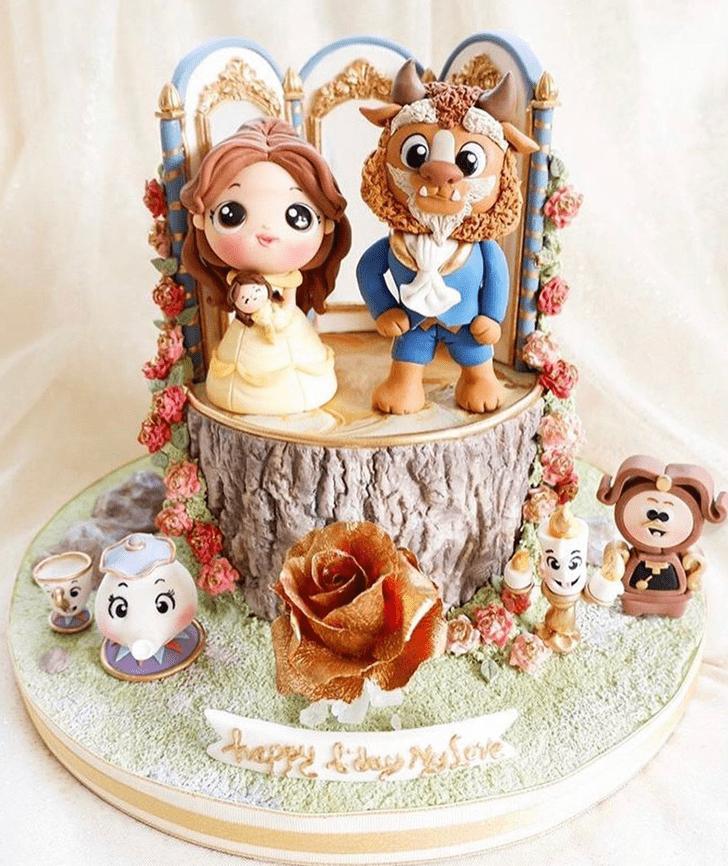 Enticing Beast Cake