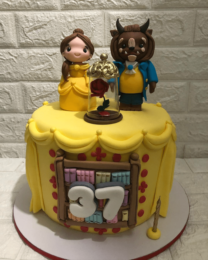 Excellent Beast Cake