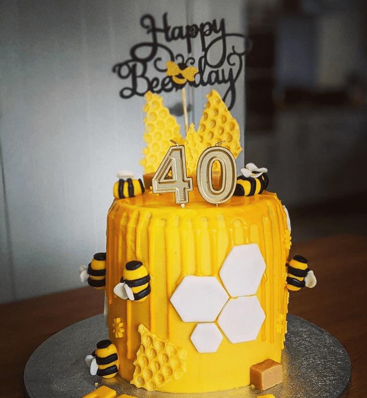 Fair Bee Cake