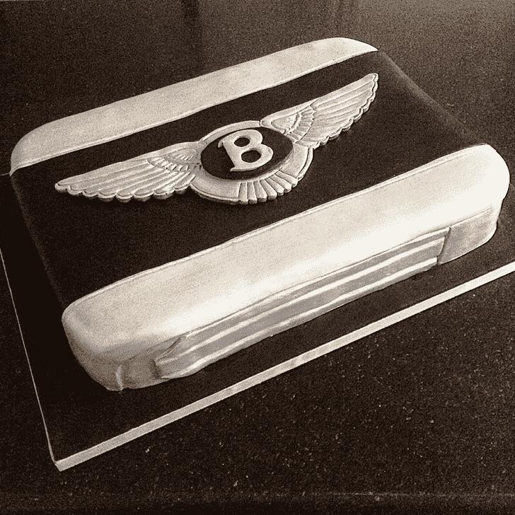 Admirable Bentley Cake Design