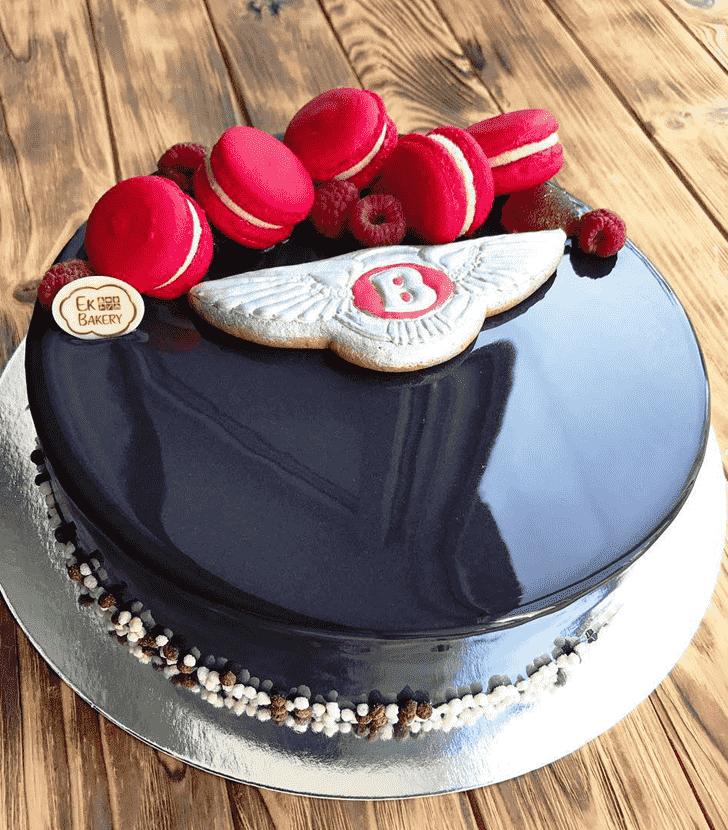 Alluring Bentley Cake