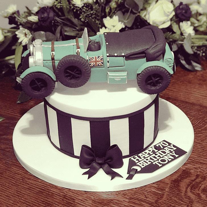 Bewitching Bentley Cake