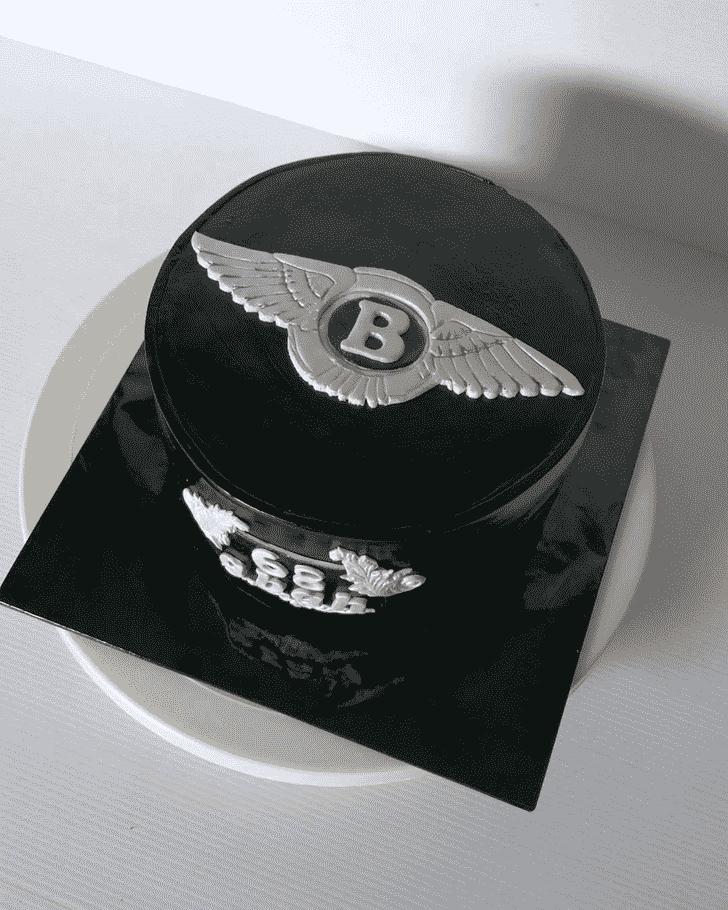 Charming Bentley Cake