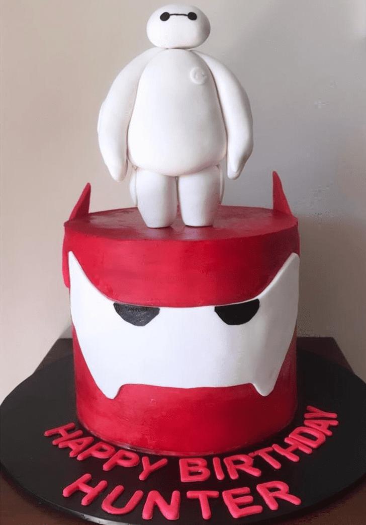 Stunning Big Hero 6 Cake