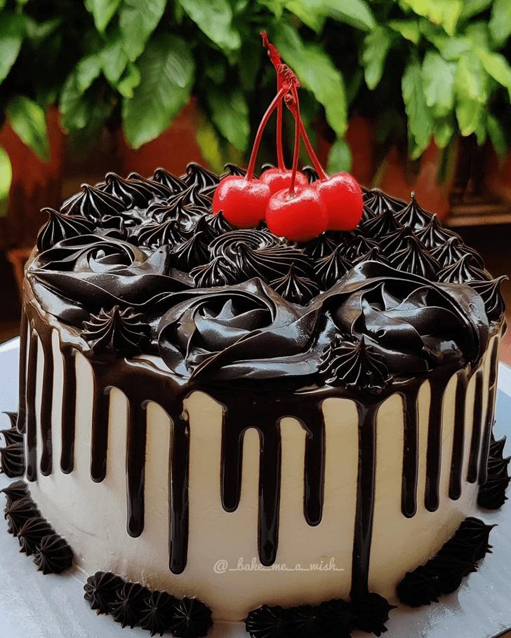 Adorable Black Forest Cake