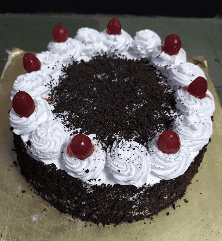 Angelic Black Forest Cake