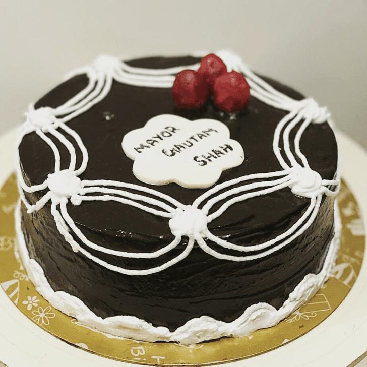 Classy Black Forest Cake
