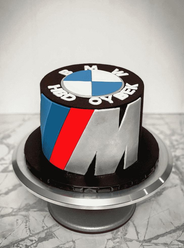 Classy BMW Cake