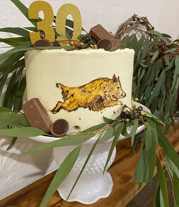 Alluring Boar Cake