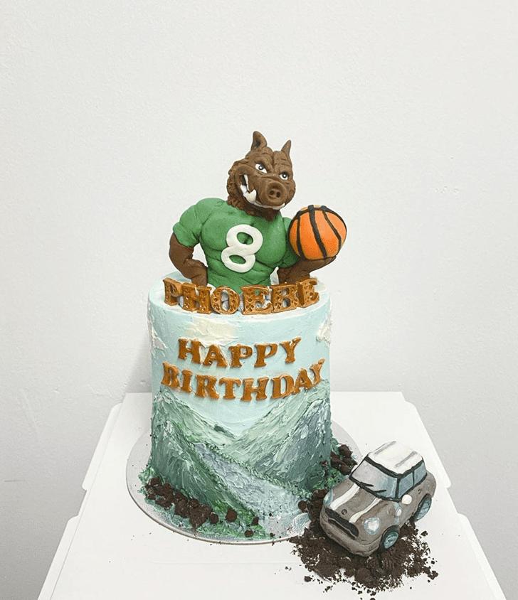 Excellent Boar Cake