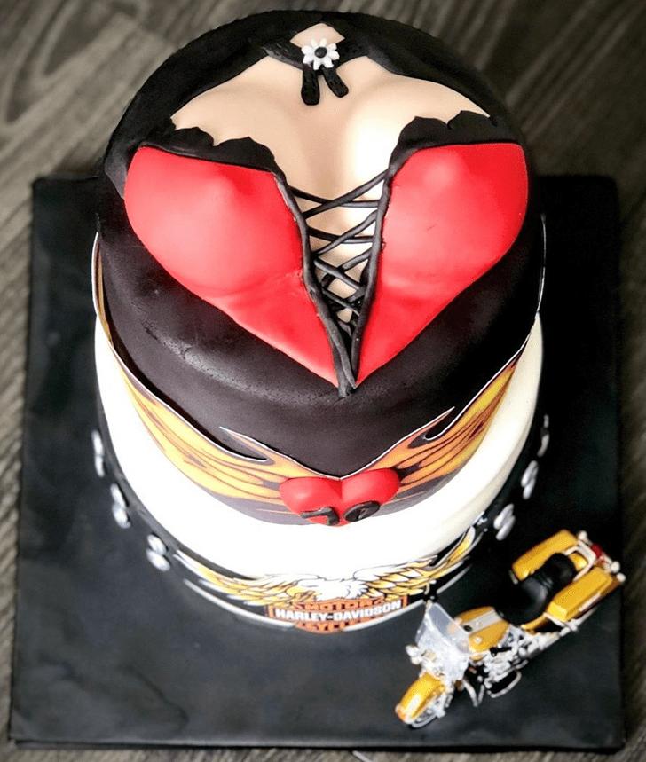 Adorable Boob Cake