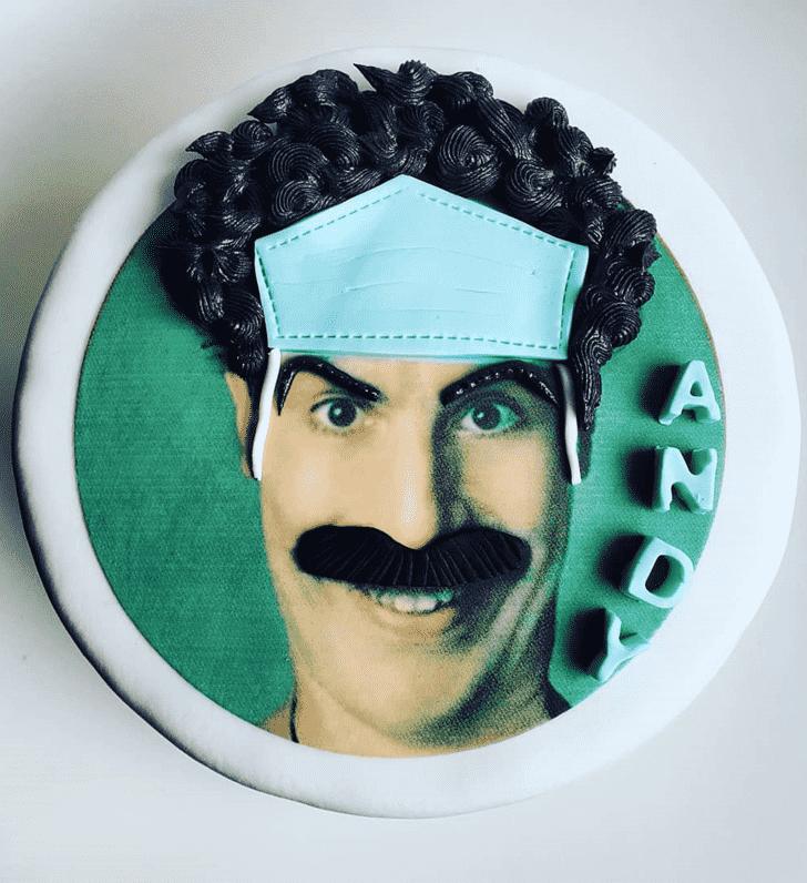 Alluring Borat Cake