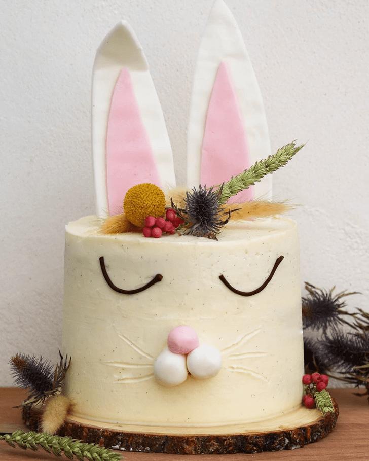 Fascinating Bunny Cake