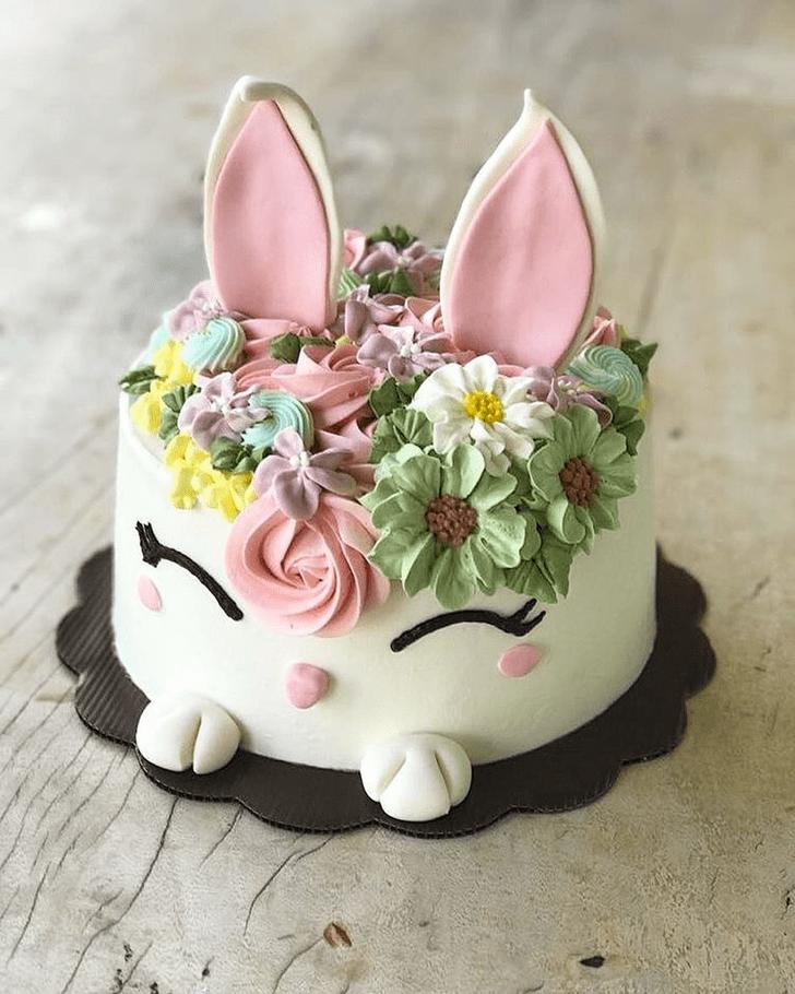 Fine Bunny Cake
