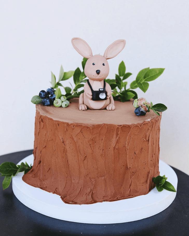 Ravishing Bunny Cake