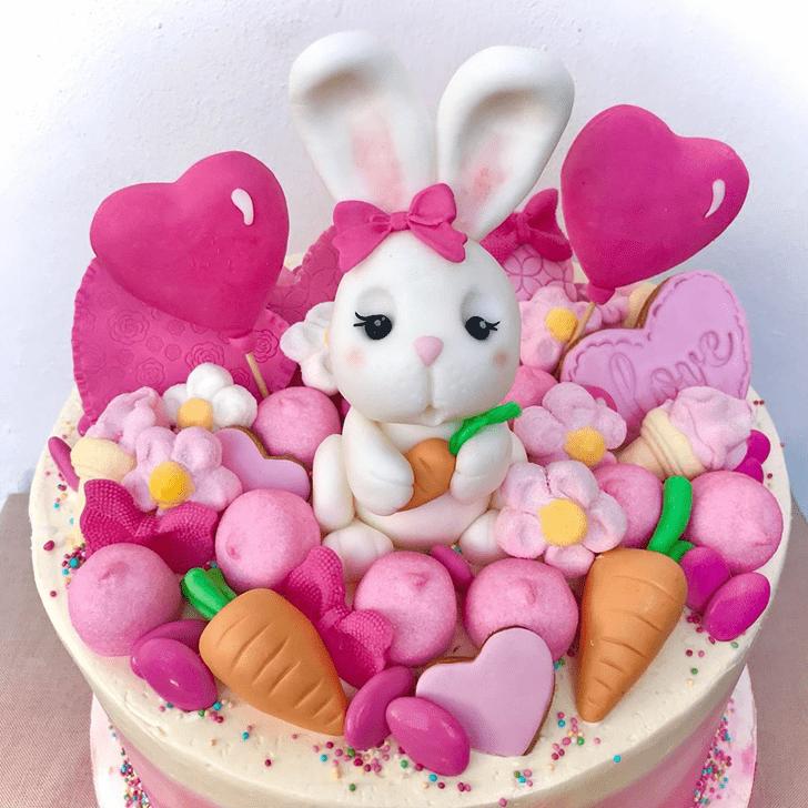Splendid Bunny Cake