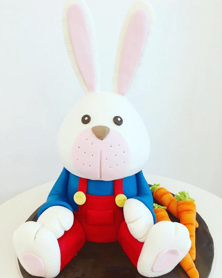 Superb Bunny Cake