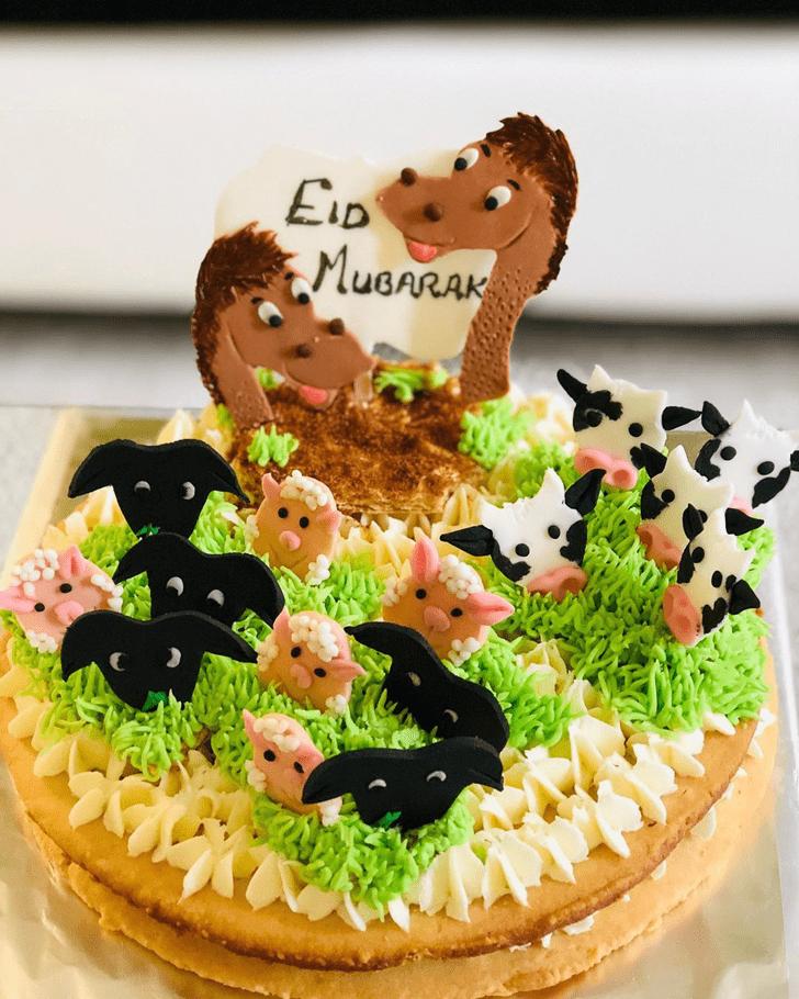 Bewitching Camel Cake