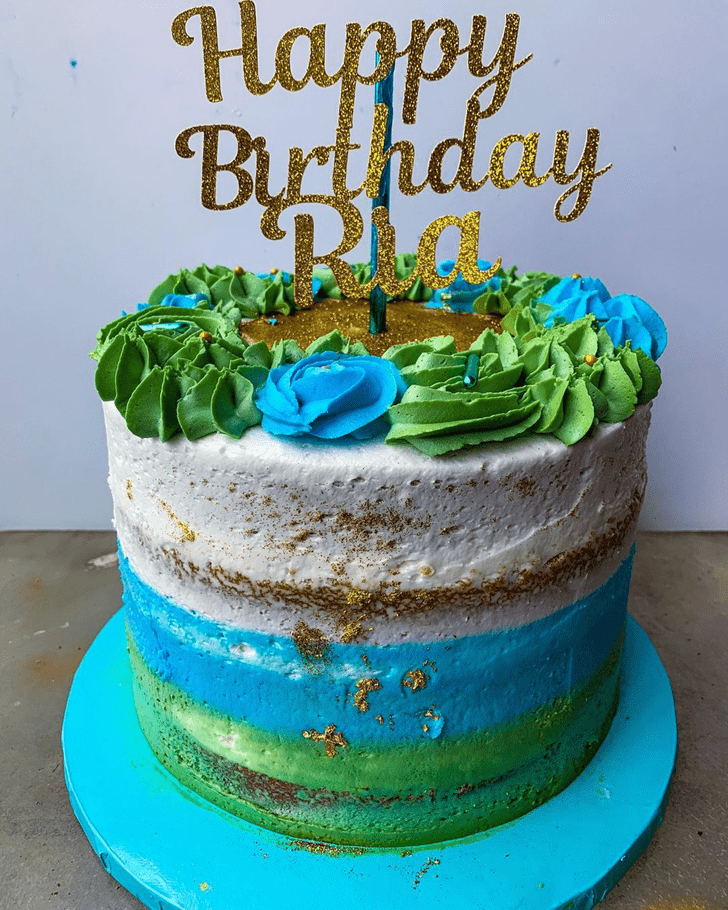 Beauteous Cannabis Cake