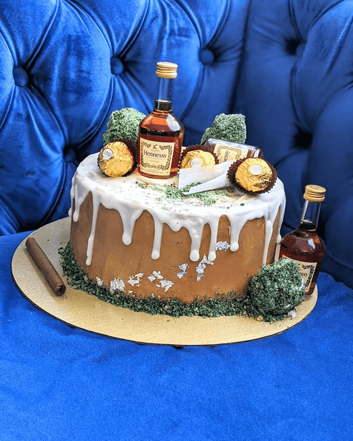 Comely Cannabis Cake