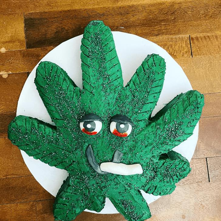 Excellent Cannabis Cake