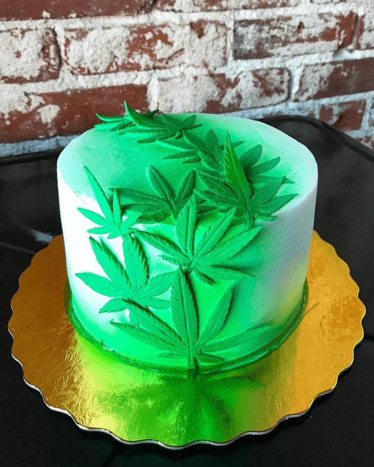 Grand Cannabis Cake