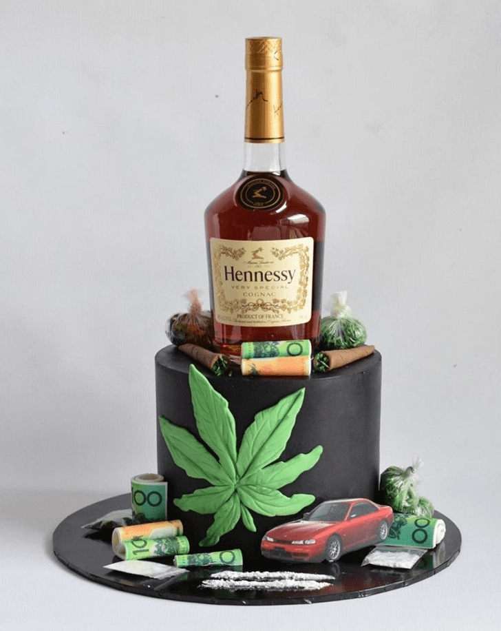 Ideal Cannabis Cake