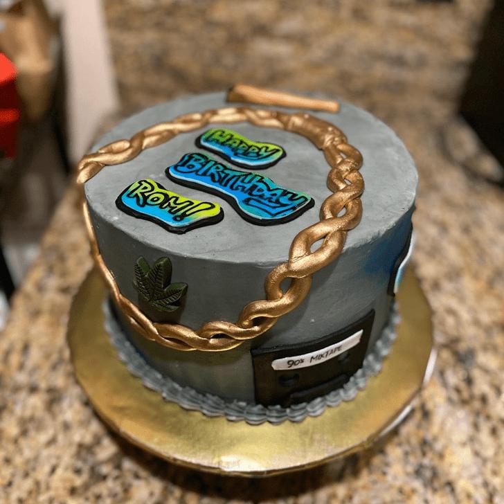 Marvelous Cannabis Cake