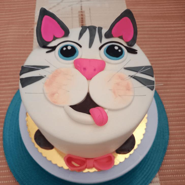 Divine Cat Cake