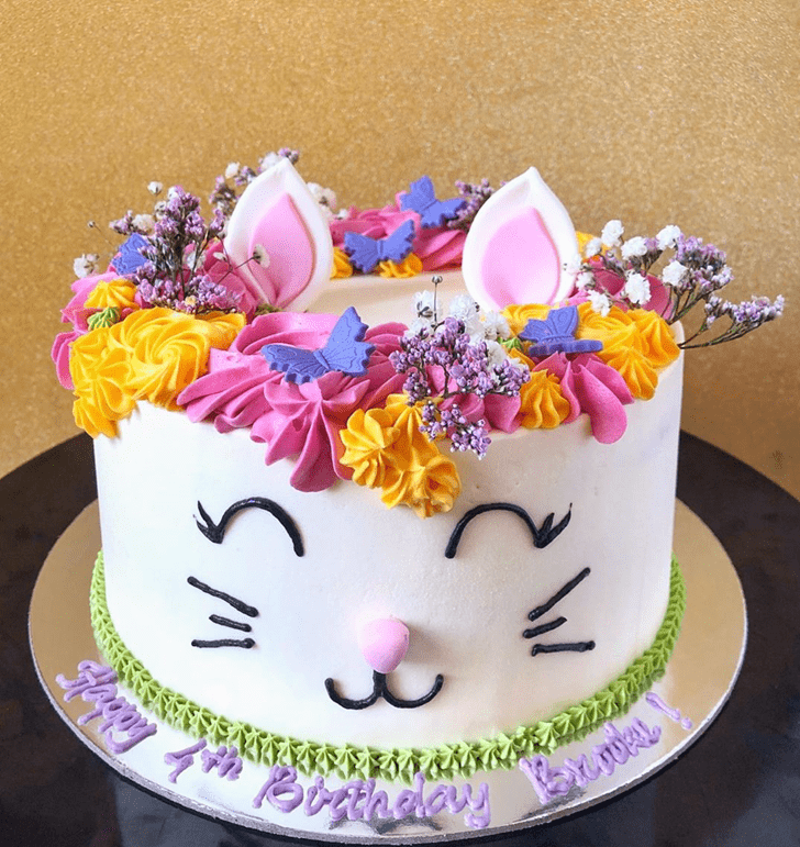 Nice Cat Cake