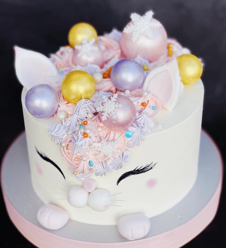 Splendid Cat Cake