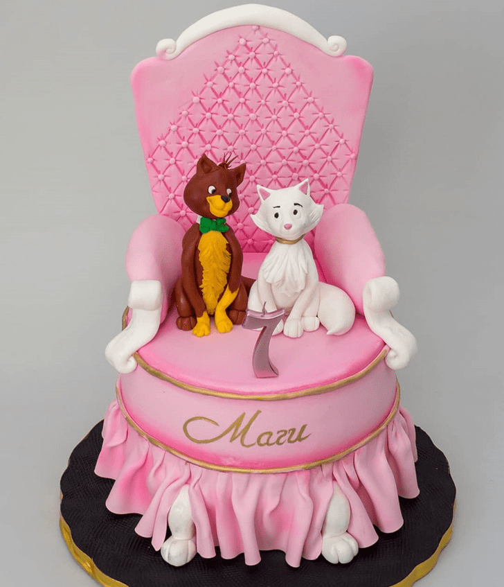 Classy Chair Cake