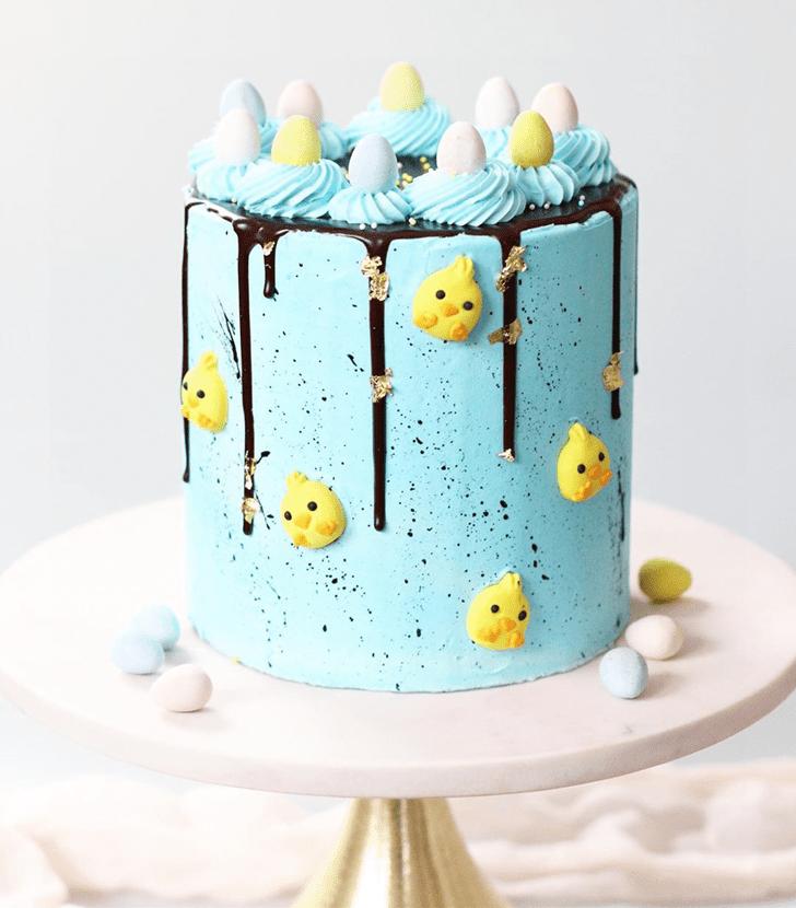 Fair Chick Cake