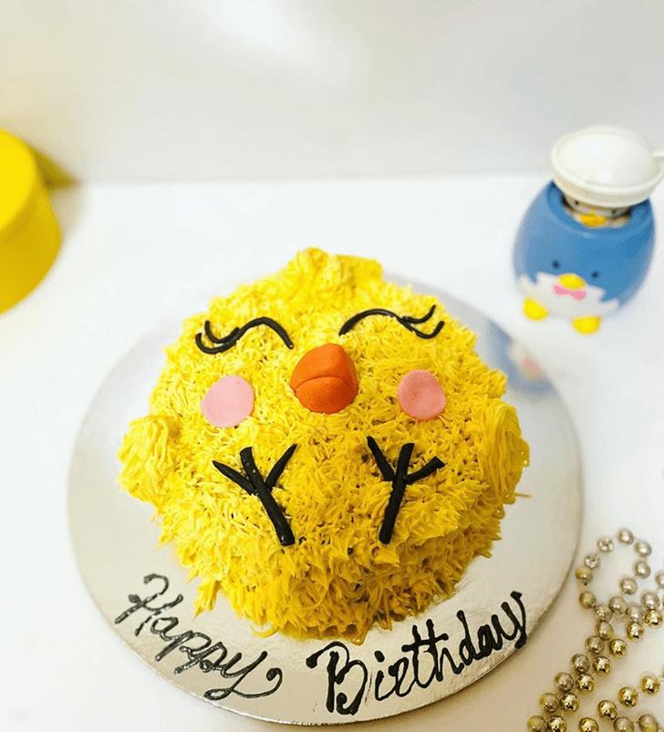 Grand Chick Cake