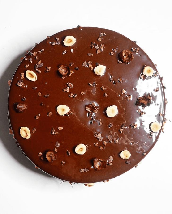 Alluring Chocolate Cake