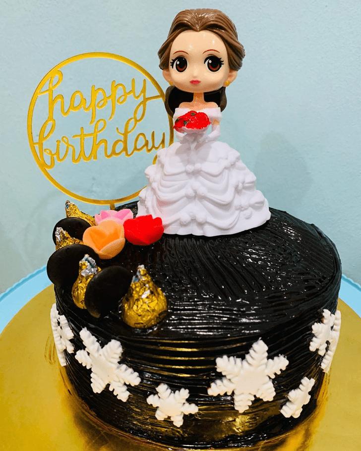 Charming Cinderella Cake